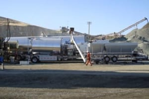 Mobile Asphalt Rubber Equipment
